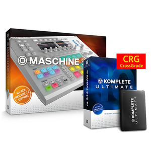 [삼익악기정품] MASCHINE STUDIO WHITE + KOMPLETE 10 ULTIMATE CRG 패키지