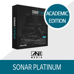 SONAR : PLATINUM Academic Edition
