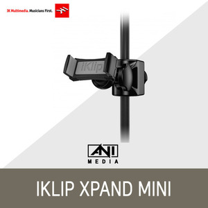 [IK Multimedia] iKlip Xpand Mini - 스마트폰 스탠드