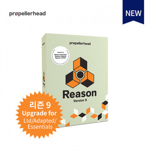 [리즌] Reason 9.5 - Upgrade for Ltd / Adapted / Essentials 애니미디어