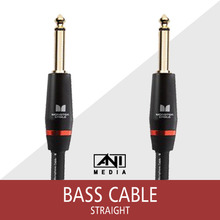 "[삼익악기] Monster Bass Instrument Cable - straight 1/4"" plugs/ 정식수입품"